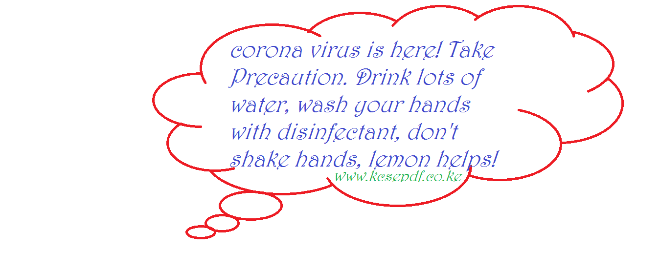 Read more about the article How Corona Virus Might Affect Education in Kenya