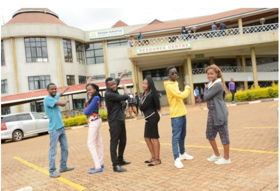 Read more about the article List of Courses Offered at Dedan Kimathi University of Technology (DKUT)