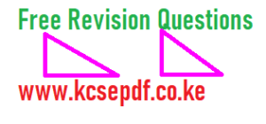 Read more about the article KCSE 2020 Prediction Topical Questions & Answers