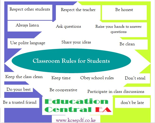 Read more about the article 32 Classroom Rules for Student Success