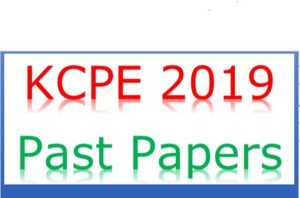 Read more about the article Free KCPE 2019 Question Papers & Marking Schemes PDF