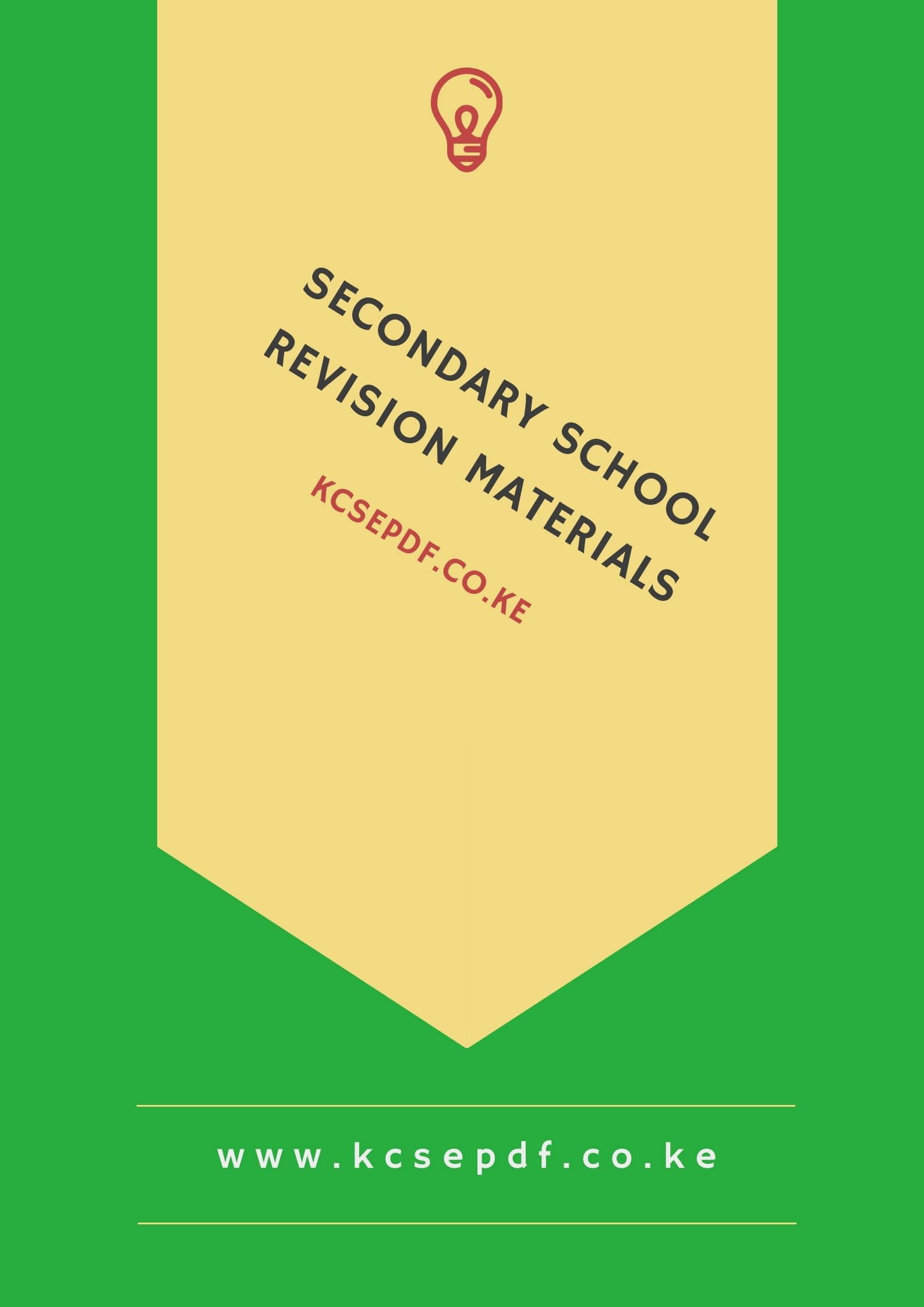 Read more about the article Secondary School Exams – End of Term 3 2021