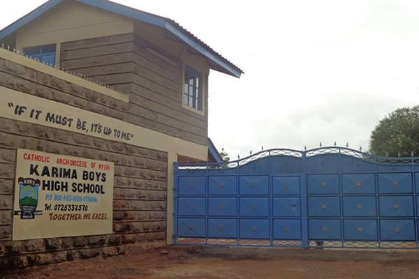 Read more about the article List of Extra County Schools in Nyeri County