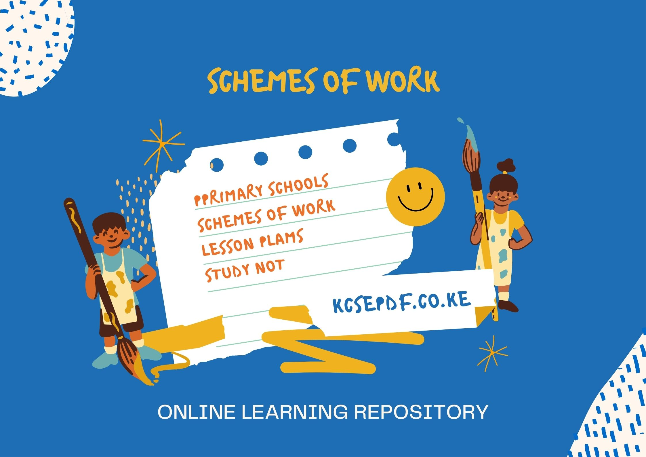 Read more about the article Grade 1 Schemes of Work